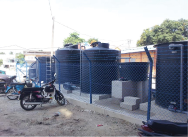 WASTE WATER TREATMENT PLANT (WWTP), PASAR LOSONG